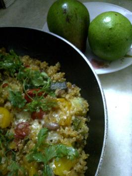 Quinoa, The Mexican Way